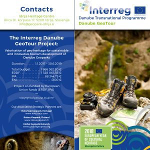 Interreg Danube GeoTour - English
