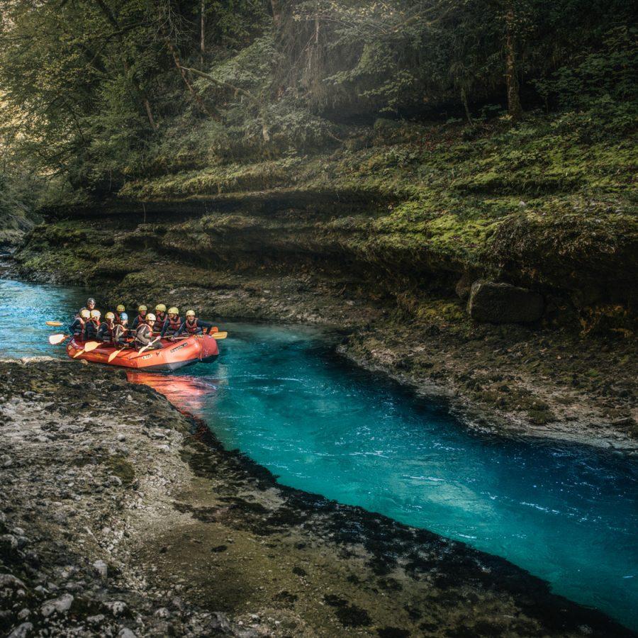 GeoRafting | Natur- und Geopark Steirische Eisenwurzen