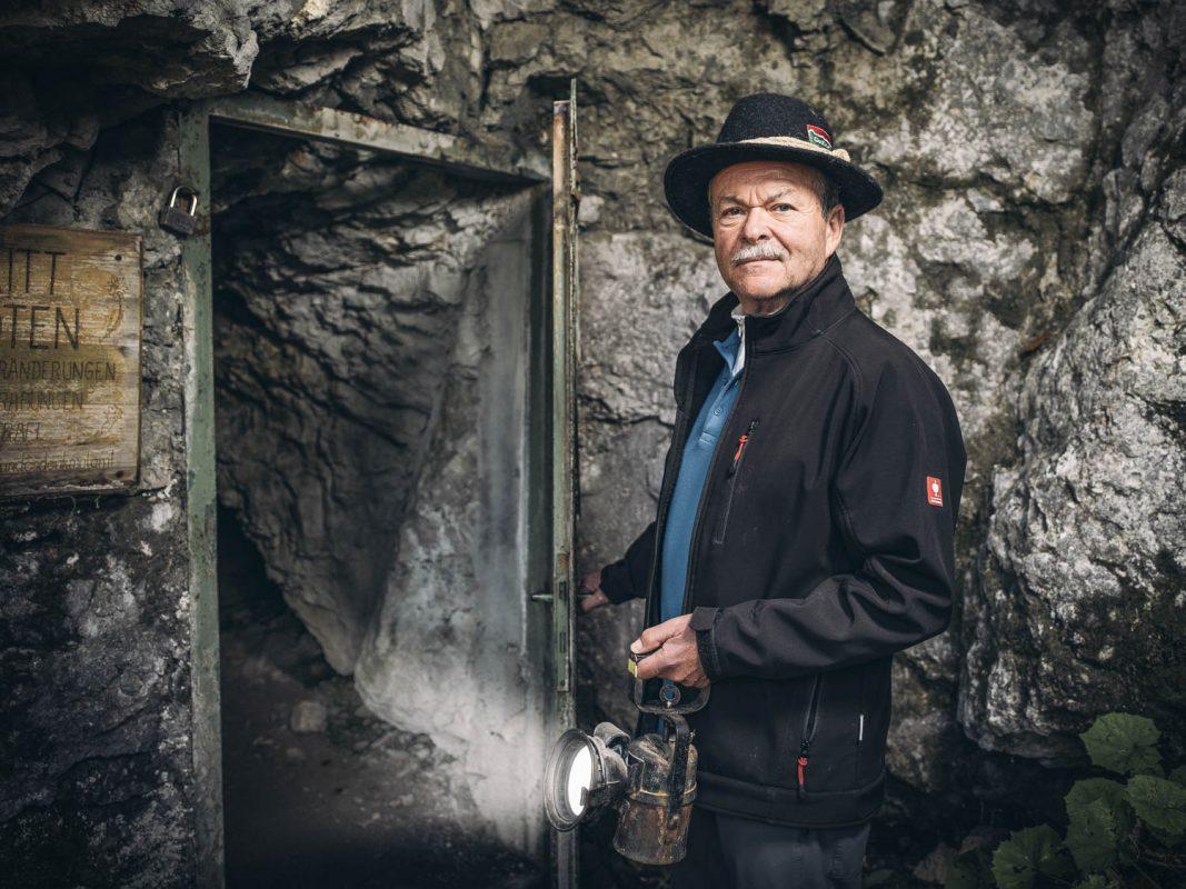 KrausHöhle im GeoDorf Gams