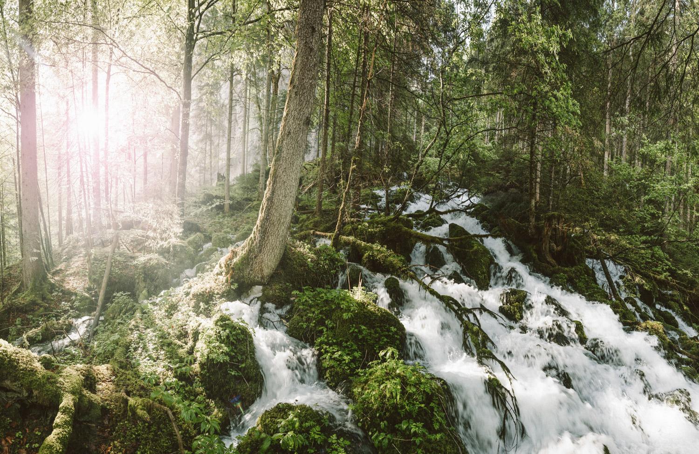 Kläfferquelle | Natur- und Geopark Steirische Eisenwurzen