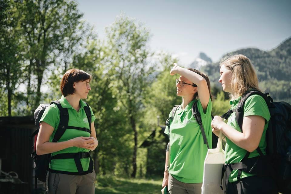 Naturparkfhrerinnen