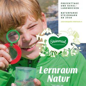 Schulprogramm Naturparke Steiermark
