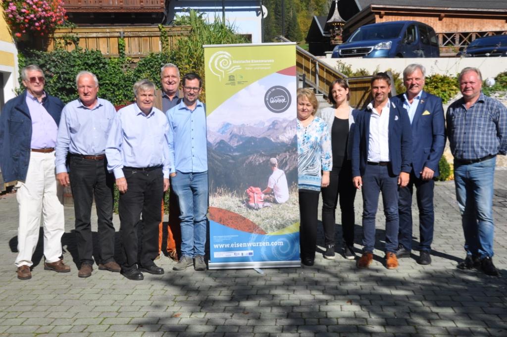 Österreichische Geoparkkonferenz in der Eisenwurzen