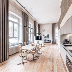 Apartment - Alte Schule - NaturparkResort Gesäuse