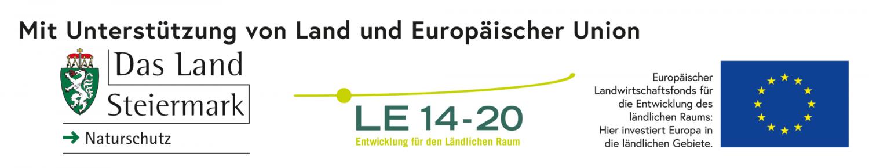 Logoleiste Eler | Natur- und Geopark Steirische Eisenwurzen