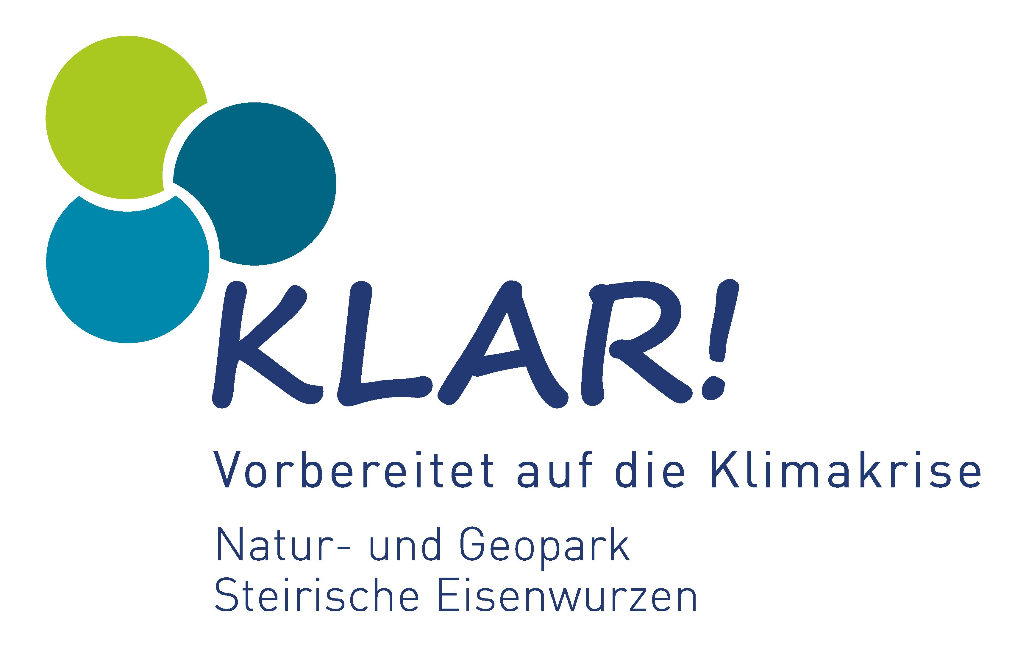 Klarlogo Transparent | Natur- und Geopark Steirische Eisenwurzen Rgb