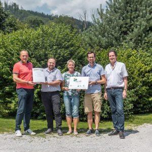 Die Gemeinden St. Gallen, Altenmarkt, Wildalpen und Landl starten gemeinsam mit dem Natur- und Geopark Steirische Eiswurzen ins das KLAR! Programm